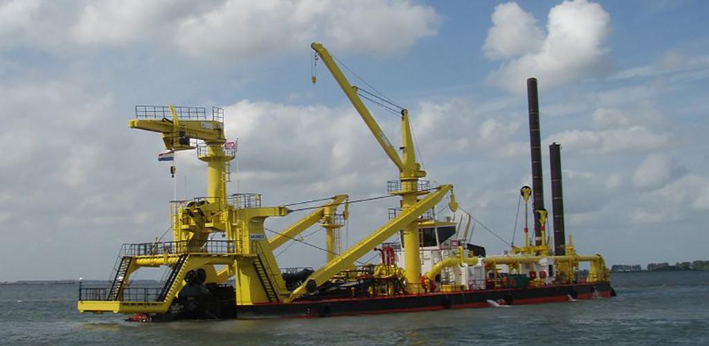 column-crane-marine-cranes